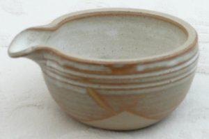 The bowl from Froghall (Consforge Pottery)
