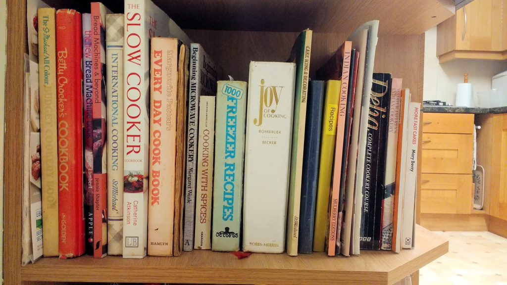 Yet more cookbooks!