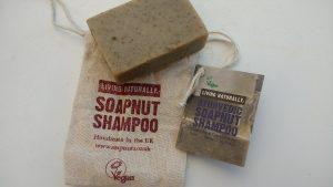 Soapnut Shampoo Bar