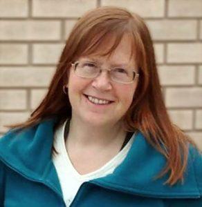 Christine Rigden, Nov 2015